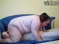 bbw girlfriend facesitting